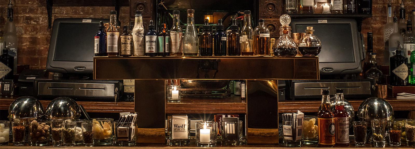 Ward III Bar, New York