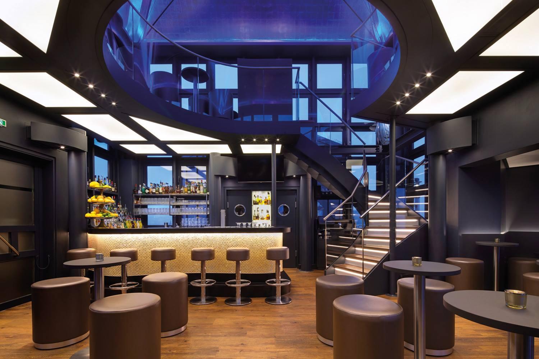 Tower Bar Hotel Hafen Hamburg