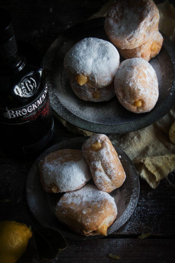 Brockmans Gin & Lemon Doughnuts (c) @TwiggStudios1-4-1-min