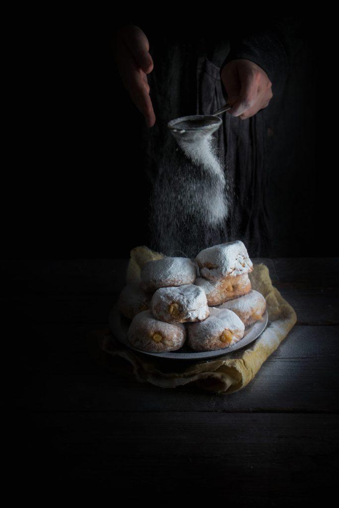 Brockmans Gin & Lemon Doughnuts (c) @TwiggStudios
