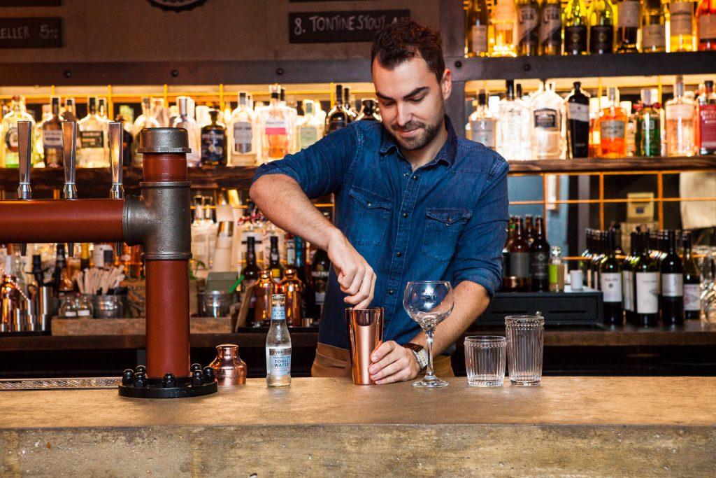 Bottle bureau chelmsford brockmans premium gin