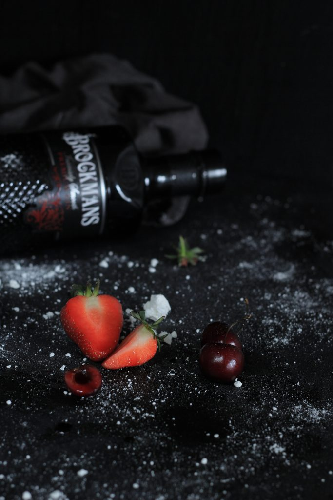 Brockmans Berry Pavlova