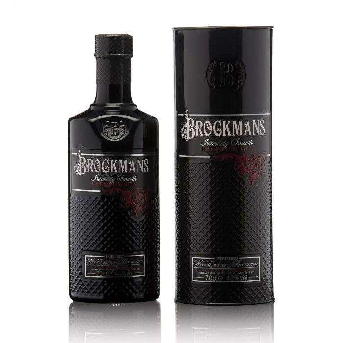 Brockmans Gin with copa glass
