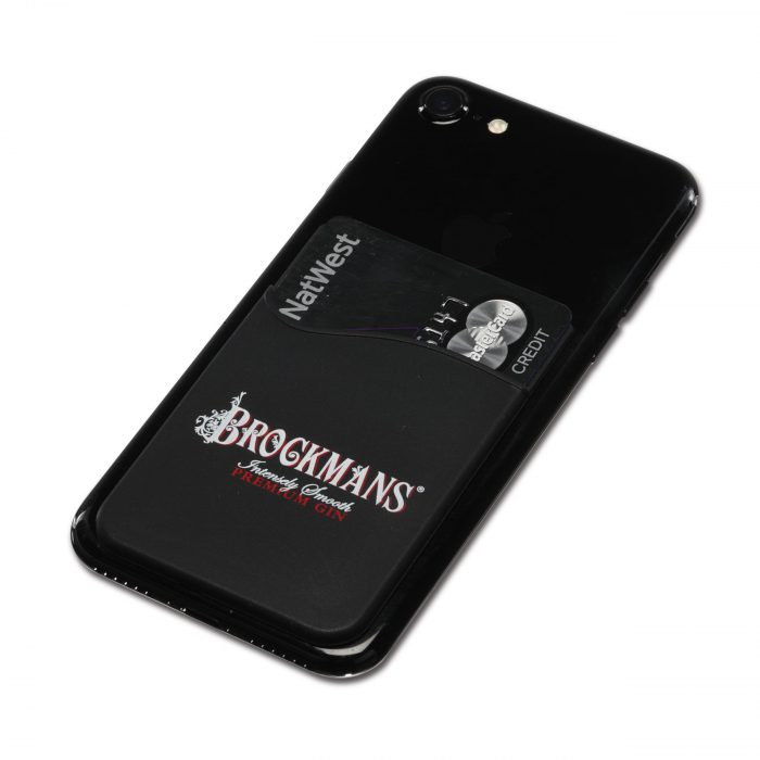 Brockmans Gin Card Holder