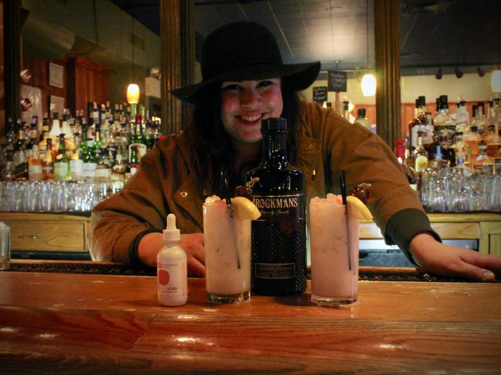 "Brittany Koole makes her ""Gin and Chronic"" at Chris' Jazz Club in Philadelphia"