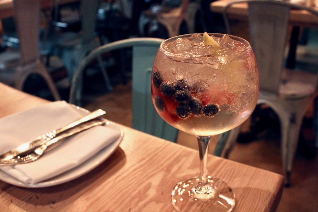 The G&T at Barceloneta in Miami, Florida
