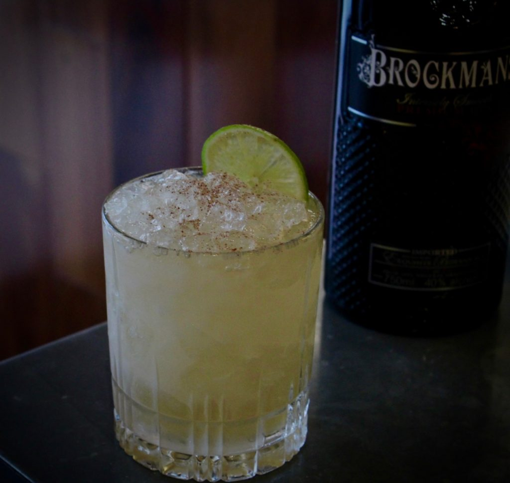 "A Brockmans ""Saturn"" at Elm City Social in New Haven, Connecticut."